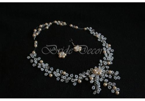 Свадебная бижутерия «Очарован тобою»
